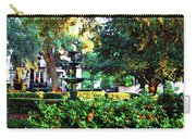 Savannah Square Carry-all Pouch