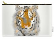 Save The Tiger Carry-all Pouch