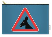 Sawing Bigstock Donkey 171252860 Carry-all Pouch