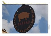 Saws Bbq And Soul Food Carry-all Pouch