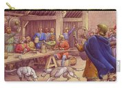 Saxons Carousing  Carry-all Pouch