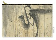 Saxophone A Series Of Works  Carry-all Pouch