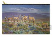 Say Cheese Antelope Carry-all Pouch