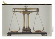 Scales For Weighing Gold Carry-all Pouch
