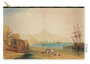 Scarborough Town And Castle Carry-all Pouch