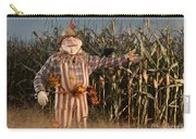 Scarecrow In A Corn Field Carry-all Pouch