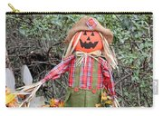Scarecrow In The Garden Carry-all Pouch