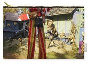 Scarecrow Walking On Stilts Carry-all Pouch