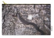 Scared Barter Snake Carry-all Pouch