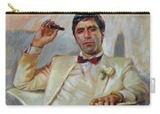 Scarface Carry-all Pouch by Ylli Haruni