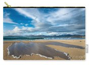 Scarista Beach Isle Of Harris Carry-all Pouch