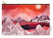 Scarlet Glow Carry-all Pouch