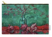 Scarlet Pomegranates Carry-all Pouch