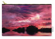 Scarlet Skies Carry-all Pouch