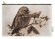 Scarlet Tanager - Tint Carry-all Pouch