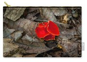 Scarlet Underfoot Carry-all Pouch