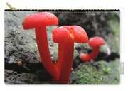 Scarlet Waxcap Carry-all Pouch