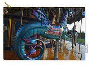 Scary Merry Go Round Boston Common Carousel Carry-all Pouch
