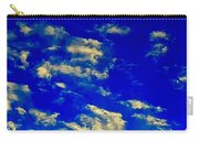 Scattered Clouds Carry-all Pouch