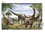 Scelidosaurus, Nothronychus Carry-all Pouch