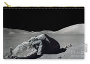 Scene From Apollo 17 Extravehicular Carry-all Pouch