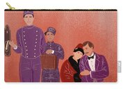 Scene From Grand Budapest Hotel Carry-all Pouch