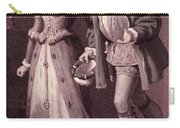 Scene From Much Ado About Nothing By William Shakespeare Carry-all Pouch