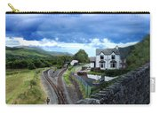 Scene In Snowdonia National Park In Wales Carry-all Pouch