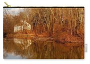 Scene In The Forest - Allaire State Park Carry-all Pouch