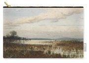 Scene Of Chiemsee, Moor Landscape Carry-all Pouch