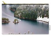Scene Over Diablo Lake Carry-all Pouch
