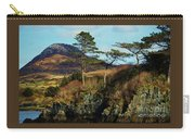 Scenery Captured In Connemara Carry-all Pouch