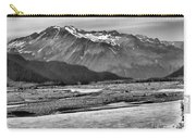 Scenic Alaska Bw Carry-all Pouch