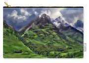 Scenic Glen Coe Carry-all Pouch
