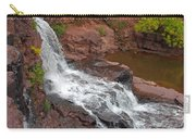 Scenic Gooseberry Falls Carry-all Pouch