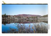 Scenic Lake On The Kancamangus Carry-all Pouch