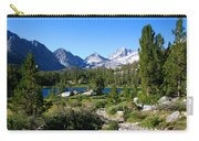 Scenic Mountain View Carry-all Pouch