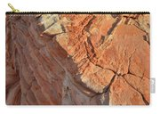 Scenic Sandstone In Valley Of Fire Carry-all Pouch