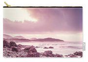 Scenic Seaside Sunrise Carry-all Pouch