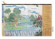 Scenic View From The Terrace Carry-all Pouch