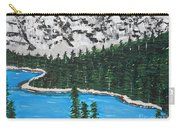 Scenic View  Carry-all Pouch by Jimmy Clark
