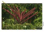 Schefflera Flower Carry-all Pouch