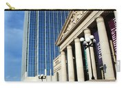 Schermerhorn Symphony Center Nashville Carry-all Pouch by Susanne Van Hulst