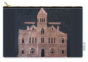 Schley County, Georgia Courthouse Carry-all Pouch