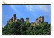 Schoenburg Castle Oberwesel Germany Carry-all Pouch
