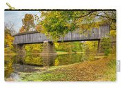 Schofield Bridge Over The Neshaminy Carry-all Pouch