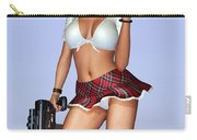 School Of Hard Knocks Carry-all Pouch