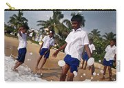 School Trip To Beach IIi Carry-all Pouch