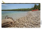 Schoolhouse Beach Washington Island Carry-all Pouch