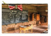 Schoolhouse Classroom At Old World Wisconsin Carry-all Pouch